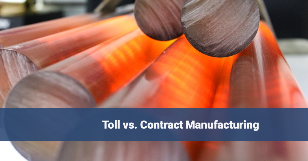 Toll Manufacturing vs. Contract Manufacturing: What is the Difference